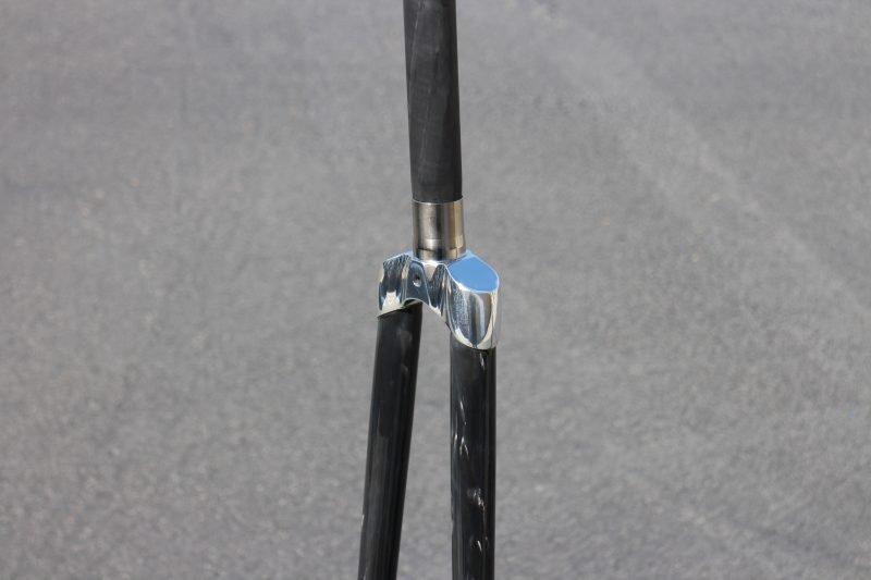 Commuter Carbon Bike Fork Crown