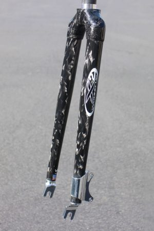 Tandem Disc Carbon Bike Fork