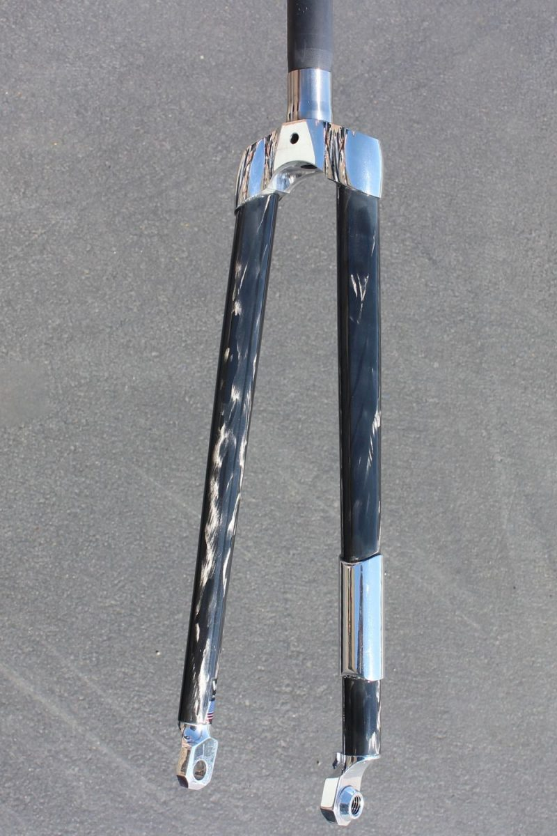 Gravel X Thru Axle Carbon Bike Fork