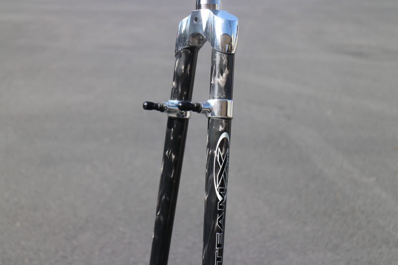 Team X Cross Carbon Bike Fork Canti Brakes